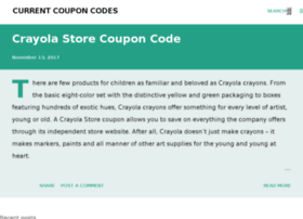 currentcouponcode.com