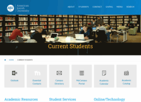 currentstudents.aju.edu