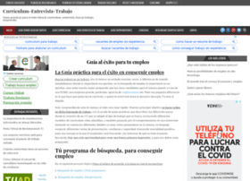 curriculum-entrevista-trabajo.com