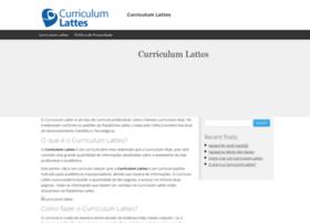 curriculumlattes.com.br