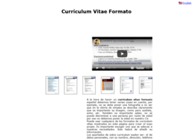 curriculumvitaeformato.net