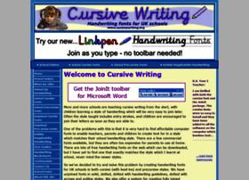 cursivewriting.org