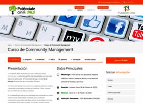 cursocommunityfuned.com