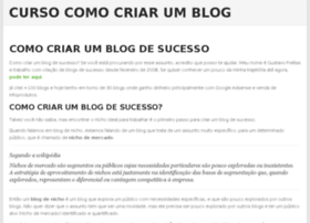 cursocomocriarumblog.com.br