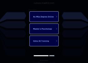 cursos-madrid.com