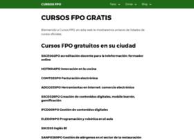cursosfpo.com.es