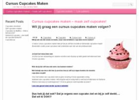 cursuscupcakesmaken.nl