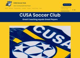 cusasoccer.org