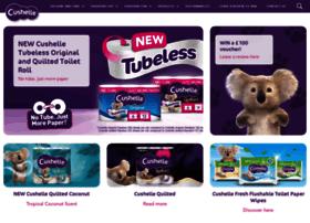 cushelle.com