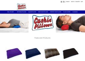 cushiepillows.com