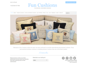 cushions.org.uk