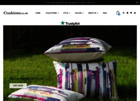 cushionsonline.co.uk
