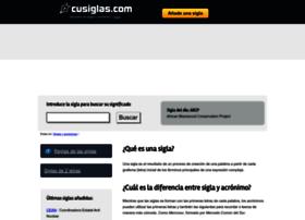 cusiglas.com