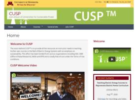 cusp.umn.edu