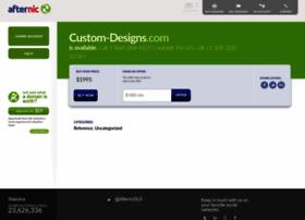 custom-designs.com