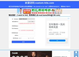 custom-hits.com