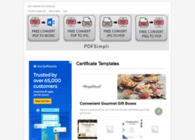 custom.101giftcertificatetemplates.com