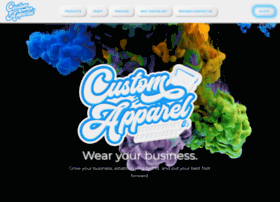 customapparelohio.com