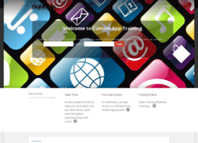 customapptraining.com