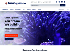 customaquariums.com