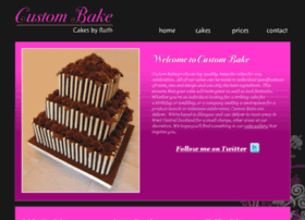 custombake.co.uk