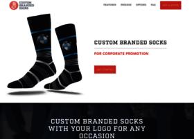 custombrandedsocks.com