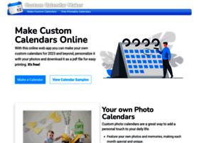 customcalendarmaker.com
