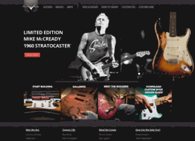 customcare.fender.com