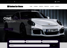 customcarstereo.com
