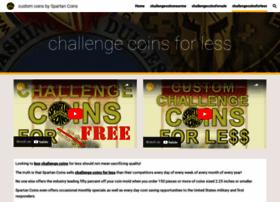 customchallenge-coins.com