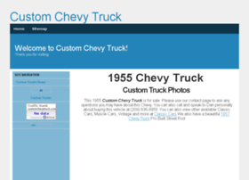 customchevytruck.com
