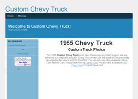 customchevytruck.com