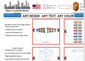 customcitytshirts.com