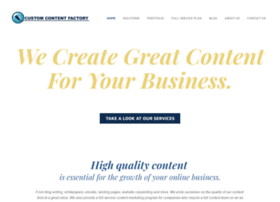 customcontentfactory.com