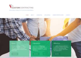 customcontractingltd.com