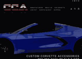customcorvetteaccessories.com