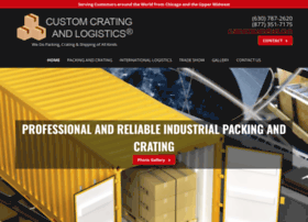customcratingandlogistics.com