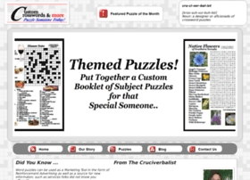 Customcrosswords.com