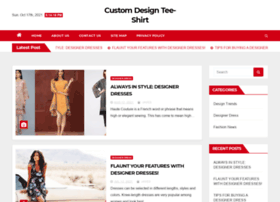 customdesignteeshirts.info