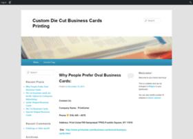 customdiecutbusinesscardsprinting.edublogs.org