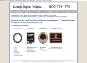Customdisplaydesigns.com