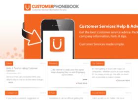 customer-phone-book.co.uk