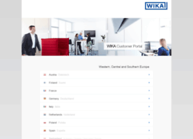 customer-portal-emea.wika.com