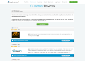 customer-reviews.logodesignteam.com