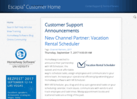 customer.escapia.com