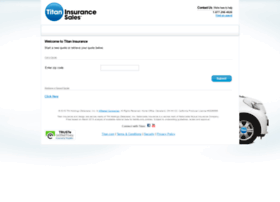 customer.titaninsurancesales.com