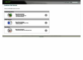 customercare.acer-euro.com