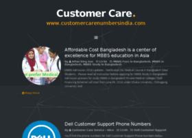 customercarenumbersindia.com