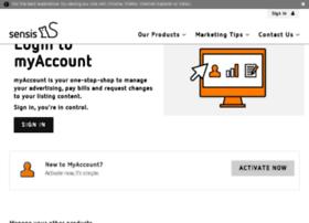 customercentre.sensis.com.au