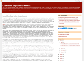 customerexperiencematrix.blogspot.ie